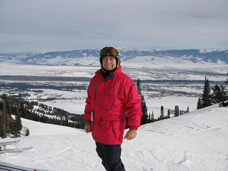 Jackson Hole, Wyoming - January 2007